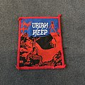 Uriah Heep - Patch - Uriah Heep - The Magician's Birthday patch