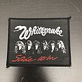 Whitesnake - Patch - Whitesnake - Slide it in patch