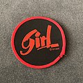 Girl - Patch - Girl logo patch