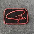 Gillan - Patch - Gillan red logo patch