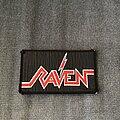 Raven - Patch - Raven logo patch