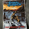 Eternal Champion - Patch - Eternal Champion The Armor of Ire back patch