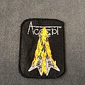 Accept - Patch - Accept Restless and Wild patch