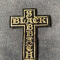 Black Sabbath - Patch - Black Sabbath logo patch