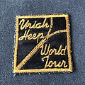 Uriah Heep - Patch - Uriah Heep - High and Mighty tour patch