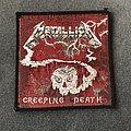 Metallica - Patch - Metallica - Creeping death patch