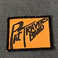 Pat Travers Band - Patch - Pat Travers Band logo patch 2
