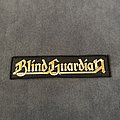 Blind Guardian - Patch - Blind Guardian logo strip patch
