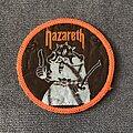 Nazareth - Patch - Nazareth - No Mean City patch