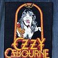Ozzy Osbourne - Patch - Ozzy Osbourne - Talk of the Devil back patch