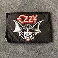 Ozzy Osbourne - Patch - Ozzy Osbourne Bat head patch