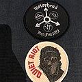 Motörhead - Patch - Motörhead - Iron Fist Tour & Quiet Riot for Scooter