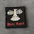 White Spirit - Patch - White Spirit logo patch