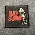 Black Sabbath - Patch - Black Sabbath - Mob Rules patch