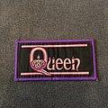 Queen - Patch - Queen logo patch