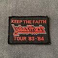 Judas Priest - Patch - Judas Priest Keep the Faith Tour patch