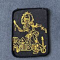Iron Maiden - Patch - Iron Maiden Sanctuary patch