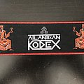 Atlantean Kodex - Patch - Atlantean Kodex strip Patch