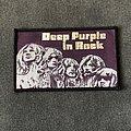 Deep Purple - Patch - Deep Purple - In Rock patch