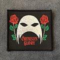 Crimson Glory debut patch