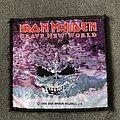 Iron Maiden - Patch - Iron Maiden - Brave New World patch