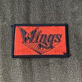 Wings - Patch - Wings logo patch