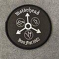 Motörhead - Patch - Motörhead - Iron Fist Tour patch