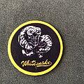 Whitesnake - Patch - Whitesnake Trouble yellow circle patch