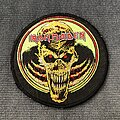 Iron Maiden - Patch - Iron Maiden Donington 1992 patch