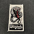 Whitesnake - Patch - Whitesnake - Trouble patch (vertical)