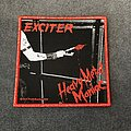 Exciter - Patch - Exciter - Heavy Metal Maniac patch