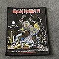 Iron Maiden - Patch - Iron Maiden Hooks in You patch
