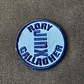 Rory Gallagher - Patch - Rory Gallagher Jinx patch