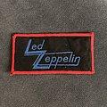 Led Zeppelin - Patch - Led Zeppelin logo patch