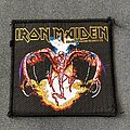 Iron Maiden - Patch - Iron Maiden Live in Donnington patch