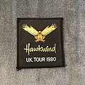 Hawkwind - Patch - Hawkwind UK Tour 1980 patch