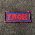 Thor - Patch - Thor logo patch