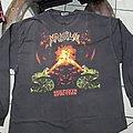 """Krisiun - TShirt or Longsleeve - Serpent specters """"ageless venomous"""" tour 2001"""