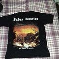 "Judas Iscariot ""Of Great Eternity"" Album T Shirt"