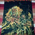 Iron Maiden - Other Collectable - Iron Maiden Hallowed Be Thy Name - 1993 Official Flag