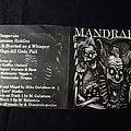 Mandrake - 2006 Demo Promo Tape / Vinyl / CD / Recording etc