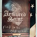 Armored Saint Nod To The Old School - 2000 Official Promotional Poster Other Collectable