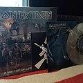 Iron Maiden - Tape / Vinyl / CD / Recording etc - Iron Maiden A Matter Of Life & Death Reincarnation Of Benjamin Breeg - 2006...