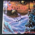 Warlord Best Of - 1993 Compilation SIGNED Tape / Vinyl / CD / Recording etc