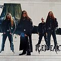 Iced Earth Horror Show - Official Metal Hammer Magazine Poster Other Collectable