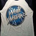 White Wizzard - TShirt or Longsleeve - White Wizzard - 2013 Official Baseball Shirt