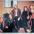 Stratovarius - Official Metal Invader Magazine Poster Other Collectable