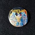 Manowar - Unofficial Pin Pin / Badge