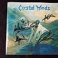 Crystal Winds - 2016 Full-Length SIGNED Tape / Vinyl / CD / Recording etc