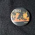 Metallica Load - Unofficial Pin